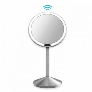 Simple Human Makeup Mirror